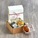 Aceite italiano (aceite de limón, aceite de chile 'Viagro', pimienta negra y vinagre balsámico) caja de regalo