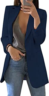 OLIPHEE Women's Solid Color Jacket With Candy Color Thin Coat Sun Protection