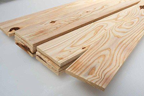 川島材木店杉三分板1820x90x9mm10枚1セット 個人用送料