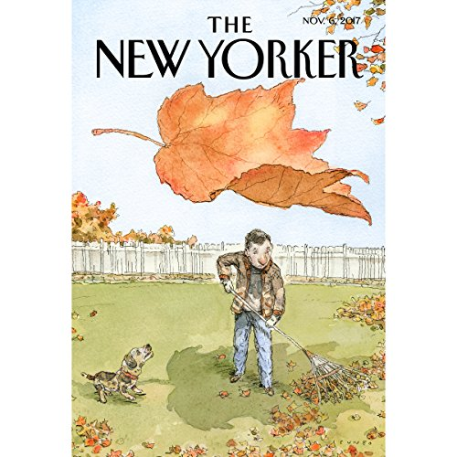 The New Yorker, November 6th 2017 (Luke Mogelson, Nicola Twilley, Kathryn Schulz) audiobook cover art