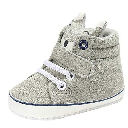 FRAUIT Unisex baby sneaker hoge bande meisjes jongens suède anti-slip loopschoen First Steps lederen voering zachte kinderschoenen outdoor sneakers ademend
