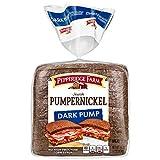 Pepperidge Farm Dark Pump Bread - Pumpernickel-2pack
