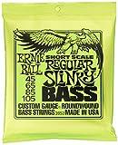 Ernie Ball Bass Guitar Strings (P02852)