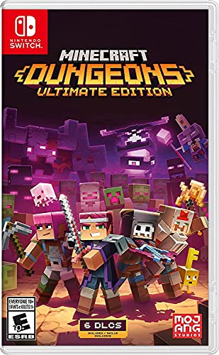 Minecraft Dungeons Ultimate Edition - Nintendo Switch