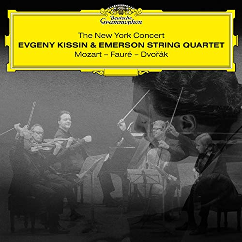 Mozart, Fauré Dvorák: The New York Concert