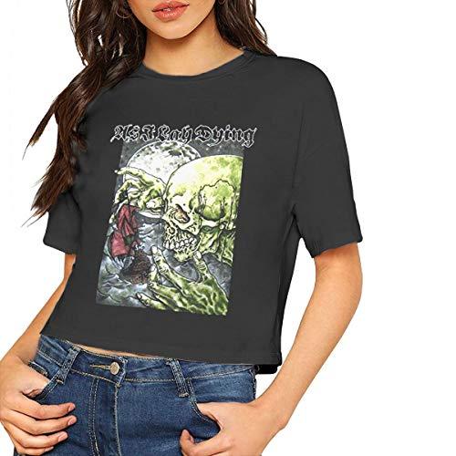 Women's T-Shirt Hanes As I Lay Dying Women's Fashion Summer Dew Navel T Shirt