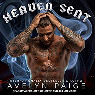 Heaven Sent     Heaven's Rejects MC Series, Book 1              By:                                                                                                                                 Avelyn Paige                               Narrated by:                                                                                                                                 Alexander Cendese,                                                                                        Jillian Macie                      Length: 7 hrs and 40 mins     2 ratings     Overall 4.5