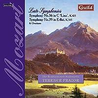 Late Mozart Symphonies Volume I