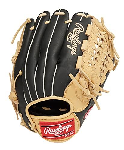 【Amazon.co.jp 限定】 大人 一般 野球 グローブ GRXASPLN55 11.75インチ 軟式 オールラウンド キャメル 右投げ グラブ