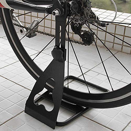 FOLOSAFENAR Strong Bicycle Rack Rubber Material uitable for Different Bike Sizes