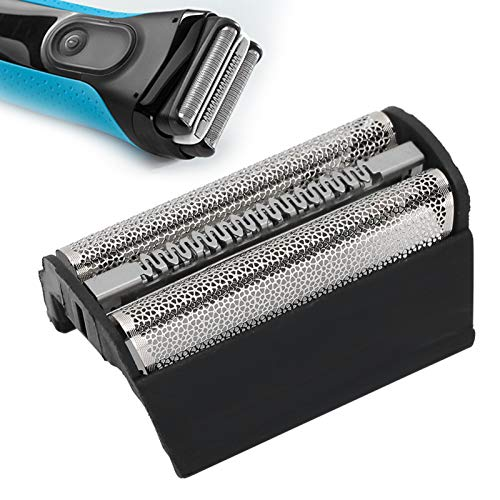 Cabezal de repuesto para afeitadora eléctrica, duradero accesorio de repuesto para afeitadora para hombres Accesorio de cabezal de aluminio para Braun 3 Series 350,360,370,380,390cc, 5000,6000 Series