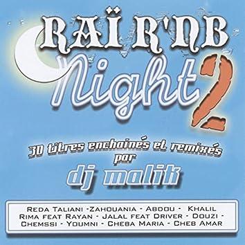 Raï R'NB Night 2