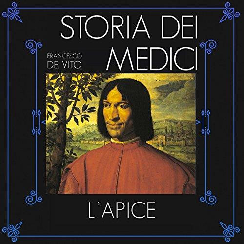 L'apice (Storia dei Medici 2) audiobook cover art