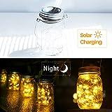 Zoom IMG-1 lampada solare 4 pezzi lampade