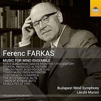 Farkas: Music for Wind Ensemble