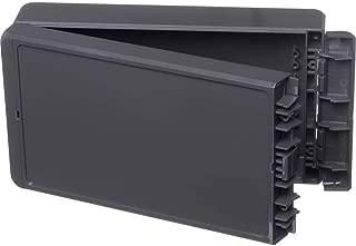 Bopla Alubos ABP 1600 Profil-Gehäuse 100 x 169 x 52  Aluminium  Schwarz 1 St.