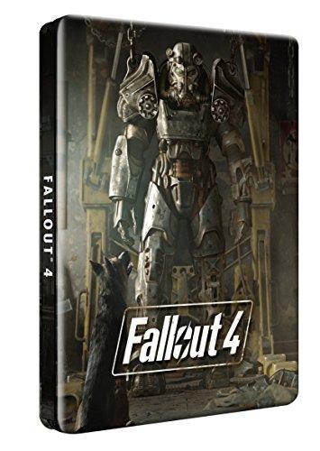 Fallout 4 Uncut - Standard inkl. Steelbook (exkl. bei Amazon.de) - [PlayStation 4]