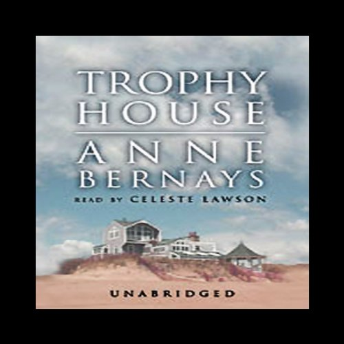Trophy House audiobook cover art