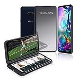LG V50S ThinQ LM-V510N / 5G / 256GB / SIM Free/SIMフリー/オーロラブラック/無料配送 / (Saephone限定特典2点)