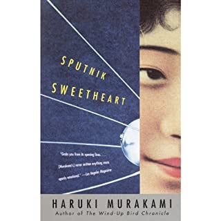 Sputnik Sweetheart audiobook cover art