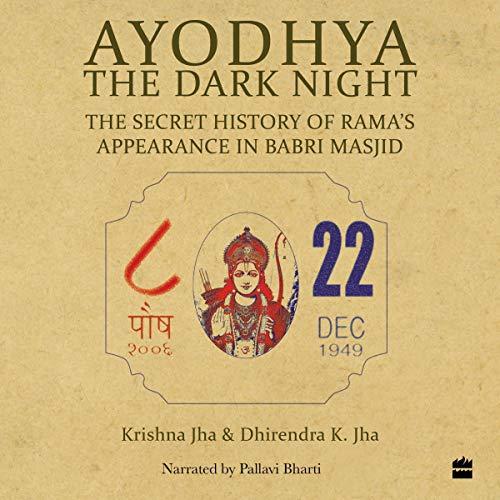 Ayodhya cover art