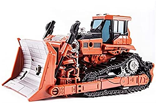Transformers Toys Deformation Engineering Vehicle SS Hercules Roaring Fury Heavy Duty Bulldozer Children's Toy H6001-8A King Kong Movie Version Robot Transformer Toys,Transformers