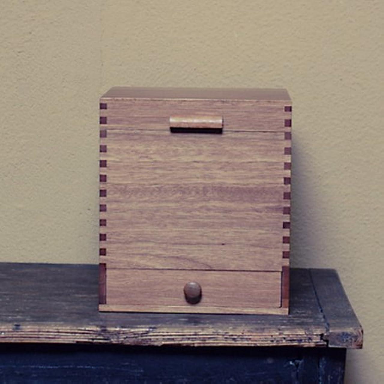 通知入り口情緒的倉敷意匠計画室 化粧ボックス