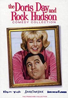 The Doris Day and Rock Hudson Comedy Collection: (Pillow Talk / Lover Come Back / Send Me No Flowers)