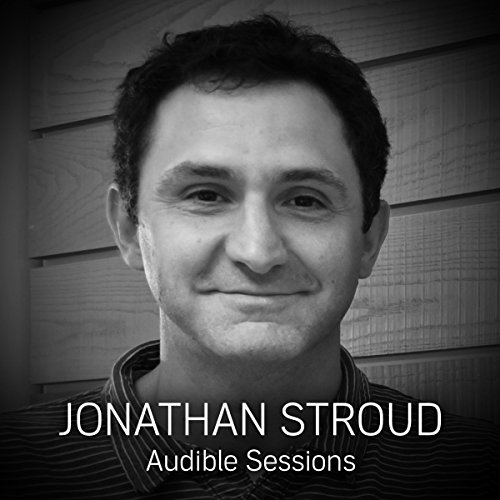 FREE: Audible Sessions with Jonathan Stroud cover art