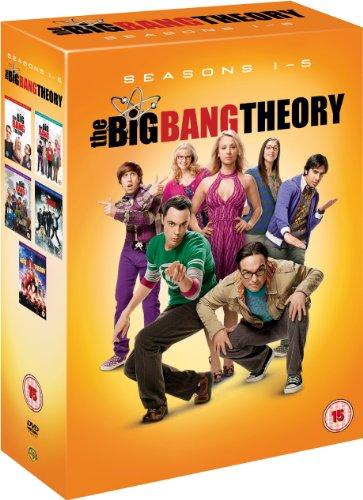 The Big Bang Theory - Complete Season 1-5 [UK Import]