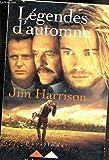 LEGENDES D'AUTOMNE - Robert Laffont - 08/12/1998