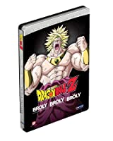 Dragon Ball Z: Broly Triple Feature [DVD] [Import]