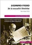 De la sexualité féminine - Texte intégral (1931)