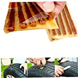 Ruluti 5pcs del Neumático Plano Plug Punción Cadenas De Reparación, De Reparación De Neumáticos De Caucho De Sellado De Cinta para Off-Road Coche