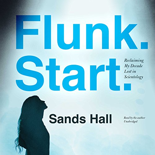 Flunk. Start. audiobook cover art