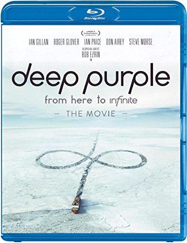 Deep Purple: from Here to Infinite [Blu-Ray]