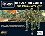 Bolt Action German Grenadiers Starter Army...