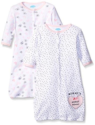 BON BEBE Baby Assorted 2 Pack Wearable Blanket   Amazon