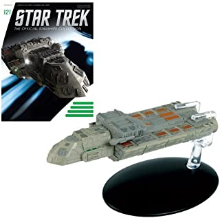 Eaglemoss Star Trek Starships SS Xhosa Vehicle with Magazine #121