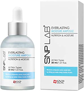 SNP Lab+ - Everlasting Moisture Ampoule Facial & Skin Serum - 30ml