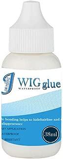 Festnight Wig Glue 38ml Invisible Bonding Waterproof Oil-resistant Wig Liquid Lace Wig Bond