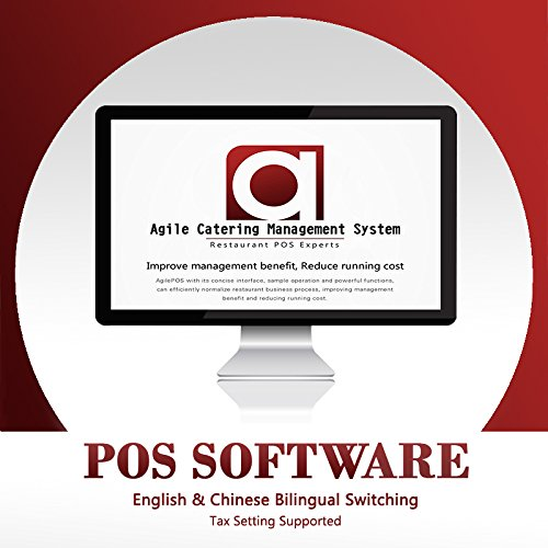 Price comparison product image POS Software - Agile POS Software for Restaurant,  Coffee Shop,  Bar,  Western Food,  Seafood,  Fast Food,  Hotpot,  Sushi Bar,  Chinese Food,  Tea House,  Dessert