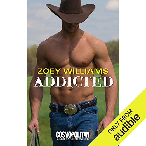 Addicted audiobook cover art
