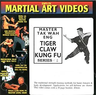 TIGER CLAW KUNG FU VIDEO 1: BASIC WORKOUT & SELF-DEFENSE