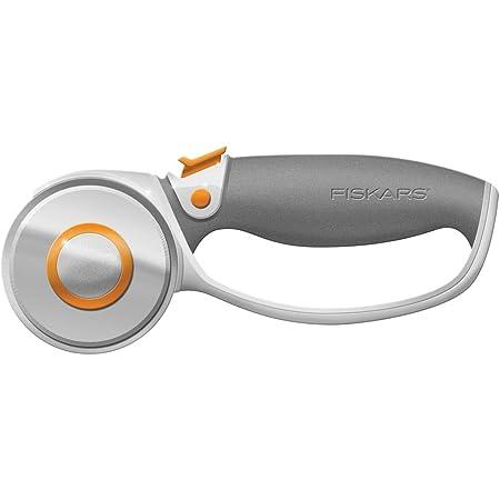 Fiskars Crafts Rotary Cutter, 60mm Titanium