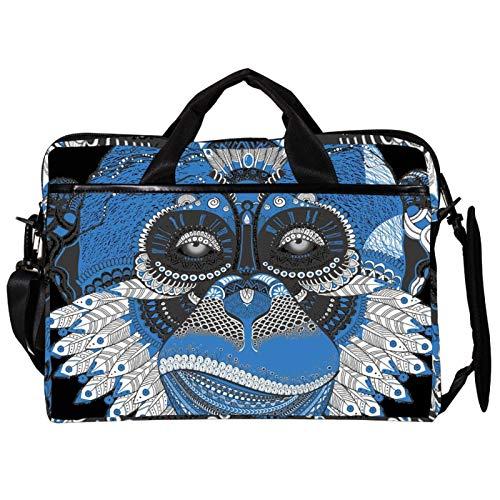 Computer Bag Monkey- Suitable for MAC Computers Men and Women Handbags : 13.4 inch-14.5 inch