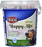 TRIXIE Happy Mix Soft Snack Friandise pour Chien 500 g