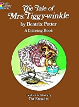 The Tale of Mrs. Tiggy-Winkle Coloring Book