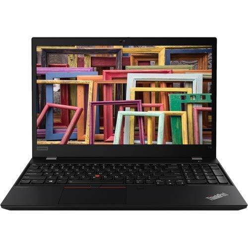 Lenovo ThinkPad T15 Gen 1 20S6003YUS 15.6' No Notebook - 4K UHD - 3840 x 2160 - Intel Core i7 (10th Gen) i7-10610U Quad-core (4 Core) 1.8GHz - 24GB RAM - 1TB SSD - Glossy Black (Renewed)
