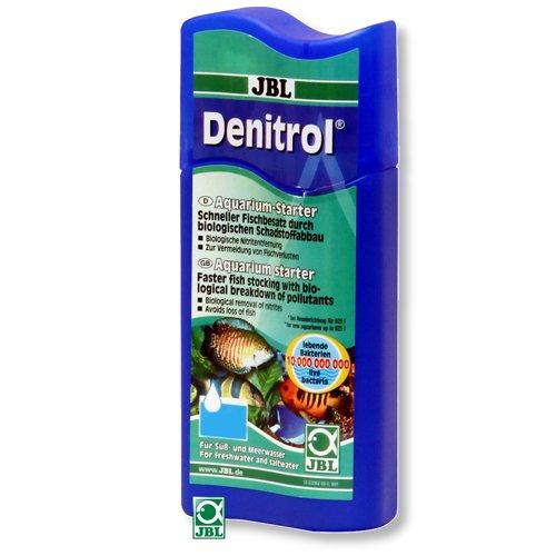 JBL DENITROL 100 ML (Attivatore batterico per acquari d'acqua dolce e marina) 🔥